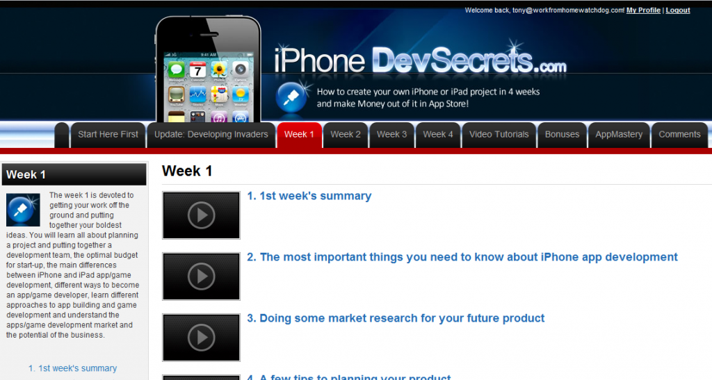 iphone developer secrets review