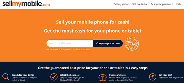 Sell My Mobile Review