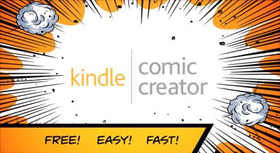 Kindle Comic Creator