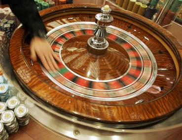 Spin-Gamble